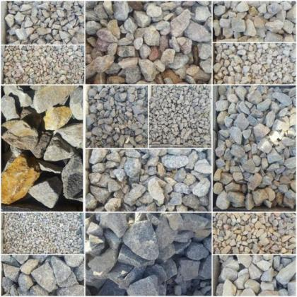 Crusher stone (Gravel)