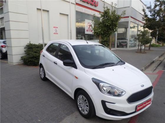2018 FORD FIGO 1.5Ti VCT AMBIENTE with only 19000KM now available