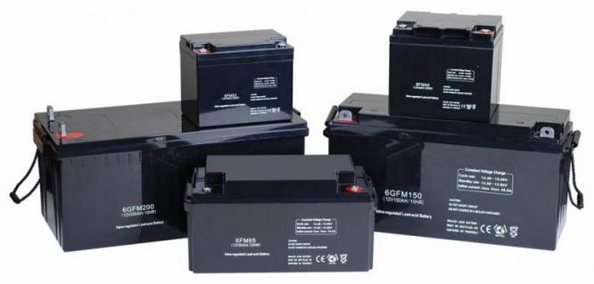 EMERGENCY LITHIUM BATTERY BACK-UP SYSTEM