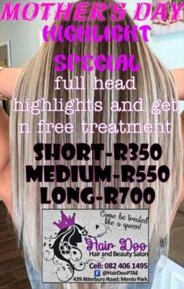 Hair Doo in Menlo Park, Gauteng