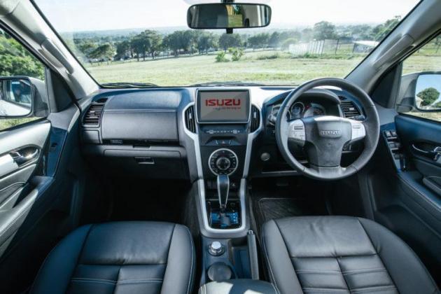 Isuzu mu-X 3.0 4x2 Auto