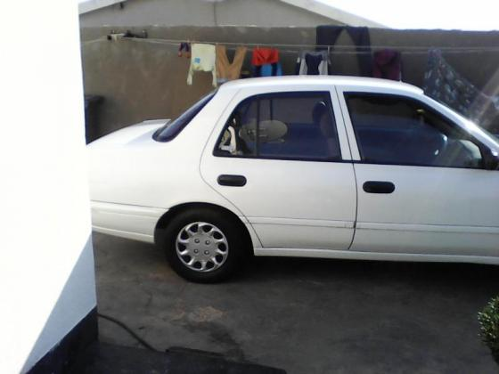Nissan Sentra 1.6 si price R 35000,00