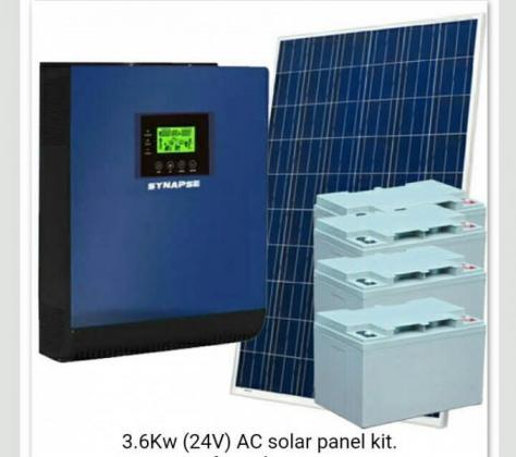 ON/OFF GRID SOLAR SYSTEMS