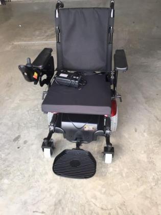 Power wheelchair -spider- like new