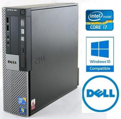 Refurbished Dell Optiplex 980 Core i5 1st Generation Desktop Computer BOX ONLY on Sale in Centurion, Gauteng