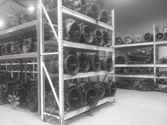 SCANIA RB6600 GEARBOX AND DIFF SALE in Pretoria, Gauteng