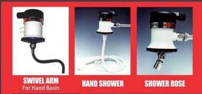 SPEEDHEAT INSTANT WATER HEATERS-Shower unit