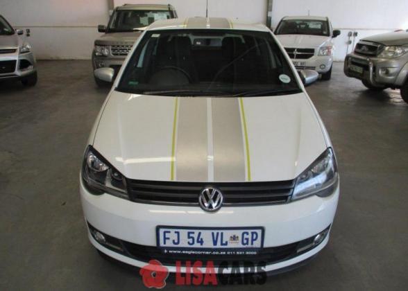 VW POLO VIVO 1.4 STREET 5DR in Kempton Park, Gauteng