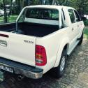 2007 toyota hilux raider | 2.7 vvti | double cab \(4-door\) | raised body for sale|2007 toyota hilux