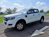 2018 FORD RANGER 2.2TDCi XLS 4X4 A/T P/U D/C with only 21000KM