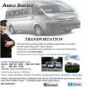 AUTO BUTLER TRANSPORTATION