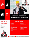 FREE Quotes & Assessments by BCMB Construction