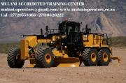 Mulani operators  training school for forklift, excavator, cranes, dump trucks and driving lessons +
