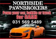 NEED CASH? WHY NOT PAWN YOUR PAID OFF CAR FOR CASH