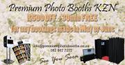 Photo Booth Hire KZN