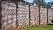 Precast Walling/ Palisade Fencing