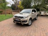 Toyota Fortuner 3.0 4x4 D4D Automatic SUV