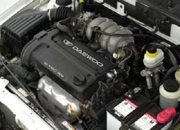 1998 Daewoo Lanos 16v Hatchback in Randburg, Gauteng