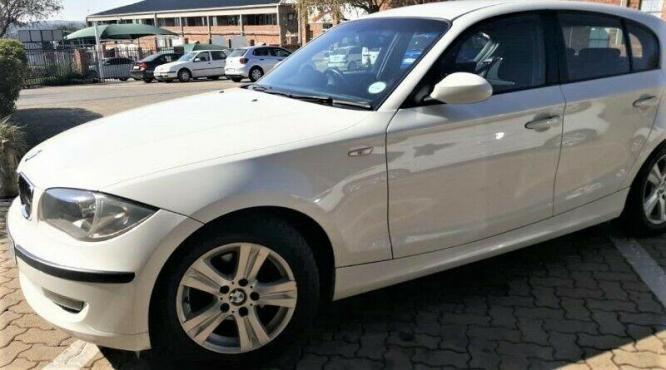 2009 BMW 1 Series in Excellent condition