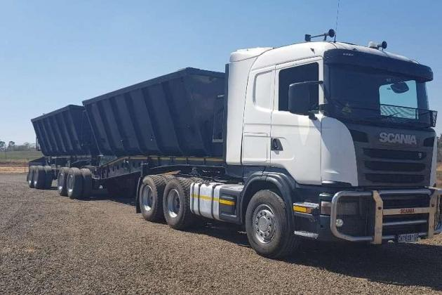 2013 Scania G460 Truck And 2007 Afrit Side Tipper Trailer for sale in Nigel, Gauteng
