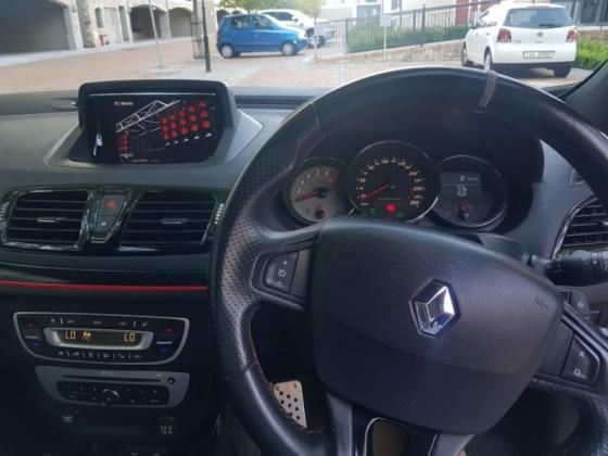 2014 Renault Megane 2.0 RS Red Bull Edition