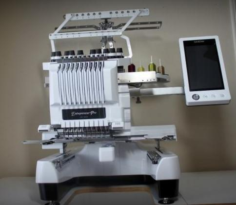 Brother Embroidery machine PR 1050X for sale