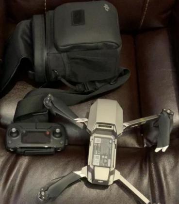 DJI Mavic Pro Platinum + Extra Battery + Handbag + Extra accessories.