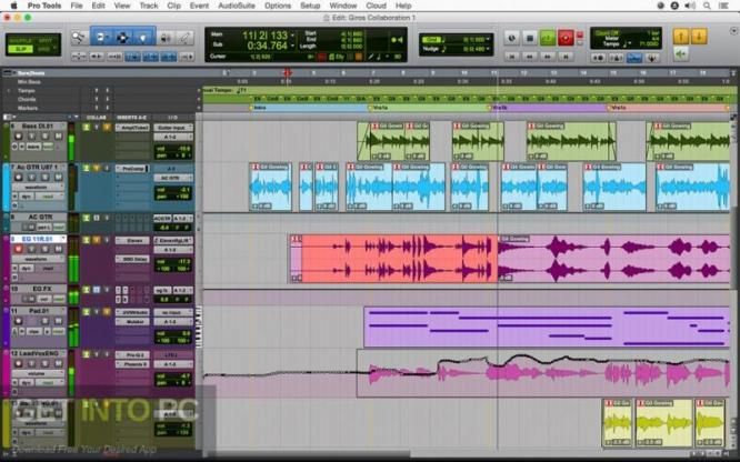 Pro Tools HD v12.5 for Windows 64-bit
