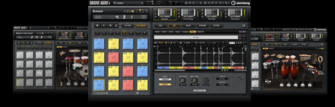Steinberg Cubase Elements, AI, LE v9.5.40