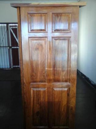TEAK DOORS SOLID NEW