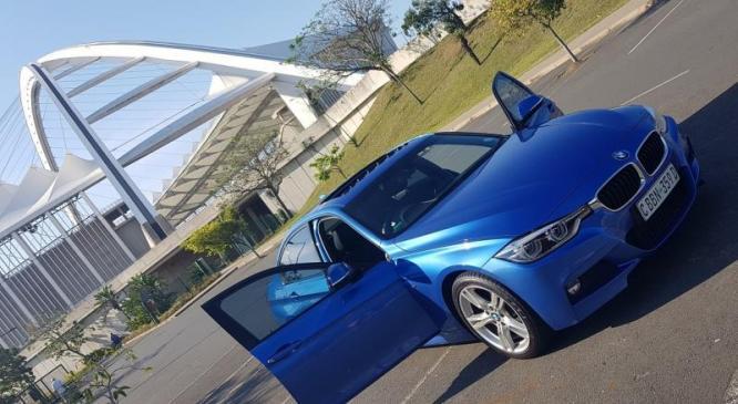 Ultimate BMW 320i M Sport - Perfect Condition in Umhlanga, KwaZulu-Natal