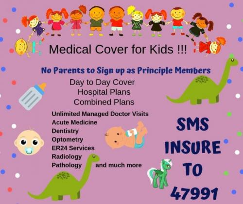 Affordable Medical Cover for Kids