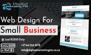 Cheap and Best Website Designing Company in South Africa