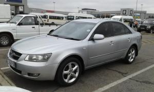 2008 Hyundai Sonata in mint condition For sale