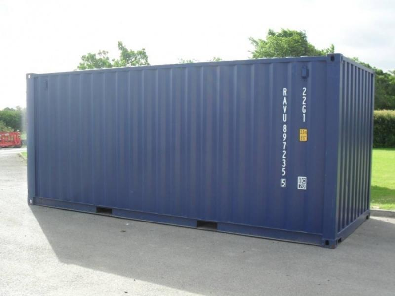 New And Used Shipping Containers For Affordable Price ...