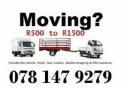 Long Distance Furniture Movers Cape Town, JHB, Pretoria & PE ...