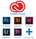 Adobe Creative Suite, Creative Cloud 2019 for Windows and for Mac OSX too