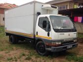 Affordable, Refrigerated 4 Ton Truck For Hire