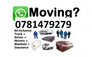 Affordable removals and storage in Cape Town