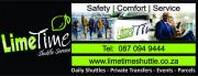 Daily Shuttle between Gauteng, Mpumalanga, North West and Free State