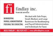 Bookkeeping, Payroll & Individual Tax Services