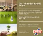 LED - The better lighting option