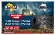 Tyre Dealer on 17.5-25 Tyres, 20.5-25 Tyres, Loader Tyres