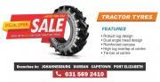 Durban Tyre Dealer & Importer:  Tractor & Forklfit Tyres