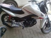 Honda 125 F for sale
