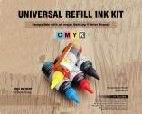 UNIVERSAL INK REFILL KIT FOR DESKTOP PRINTERS
