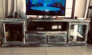 Wooden tv stand for sale!