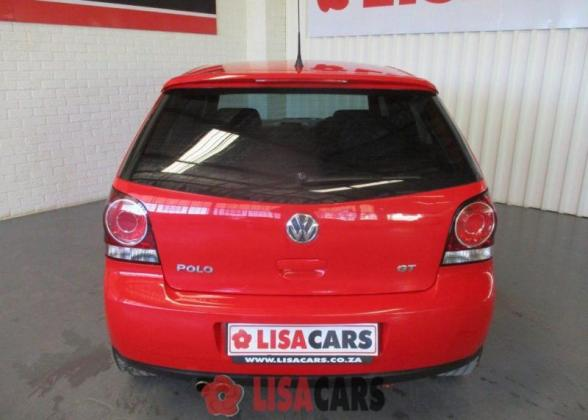 2012 VW POLO VIVO 1.6 GT 3DR