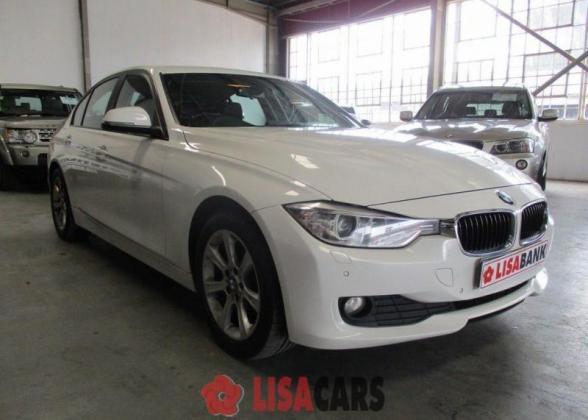 2013 BMW 320D A/T
