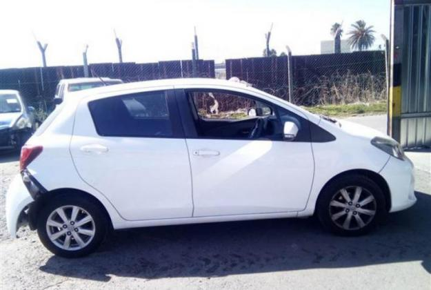 2014 Toyota Yaris 1.0x for sale (rear bumper damage)